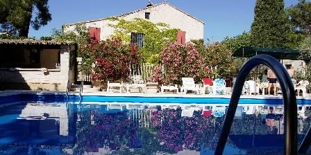 Mas de la Curade Maison piscine 20m X 10m