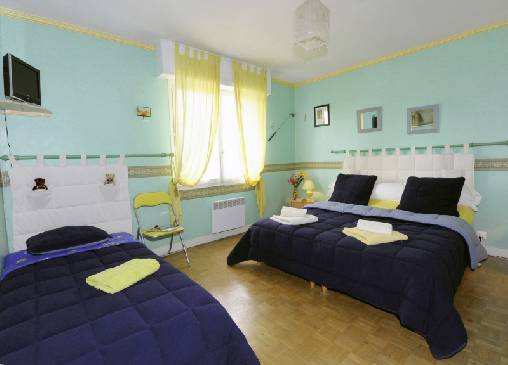 Chambres d 39 hotes joliot curie queven chambres d 39 hotes - Chambre d hote golf du morbihan ...