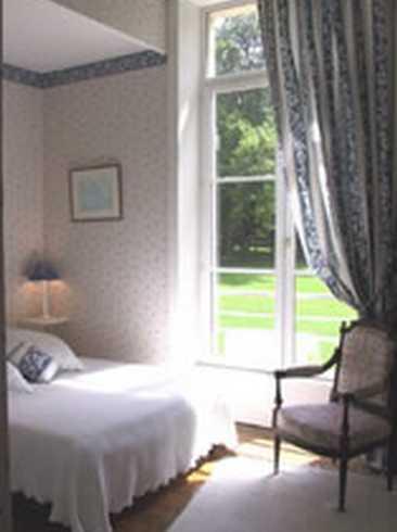 Chambre d'hote Nièvre - La chambre Bleue