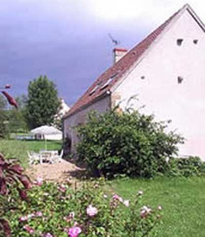 bed & breakfast Nièvre -