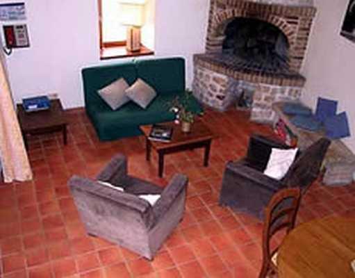 Chambre d'hote Nièvre - Le salon du gîte La Forge
