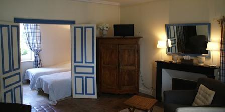 Le Beguinage La chambre Bleue