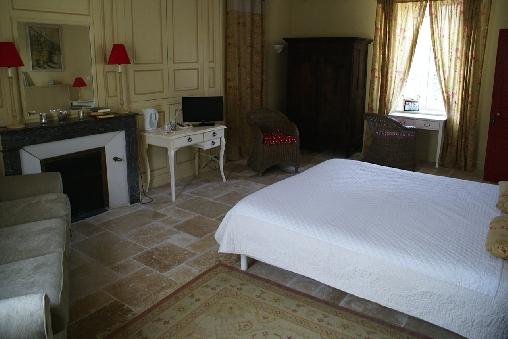 Chambre d'hote Loir-et-Cher - La chambre Verte