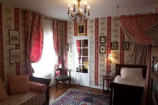 Chambre d'hote Vienne - Chambre Empire