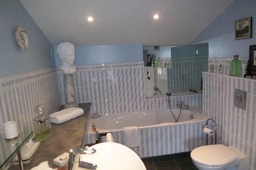 Chambre d'hote Vienne - Salle de bain - chambre Empire