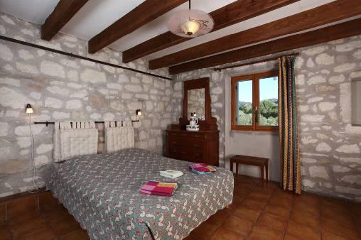 Chambre d'hote Bouches du Rhône - chambre verte