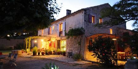 Mas Derrière Château Le mas de nuit