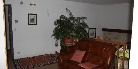 Le Détour La mezzanine à l'étage