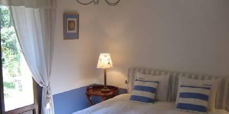 La Deviniere La chambre bleue
