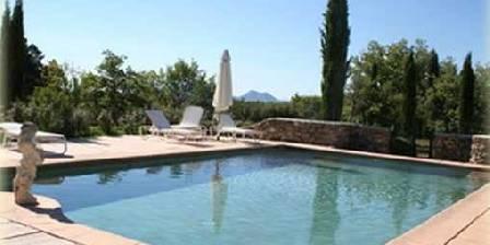 Domaine de la Blaque La piscine