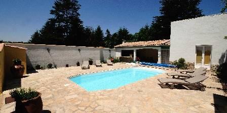 Domaine Cô d'Esperou La piscine