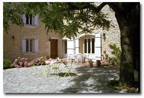 Chambre d'hote Vaucluse - Domaine de l'Anthyllis
