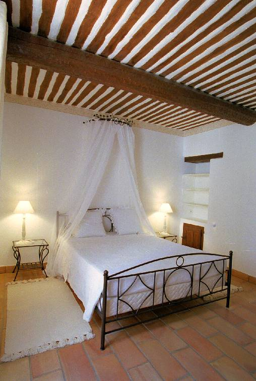 Chambre d'hote Vaucluse - chambre Sabine