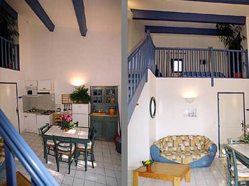 Chambre d'hote Vaucluse - Une vue de l'intérieur
