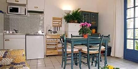 Domaine de l'Illet La cuisine