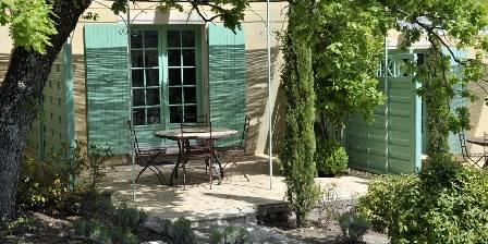 Domaine de l'Illet La terrasse individuelle