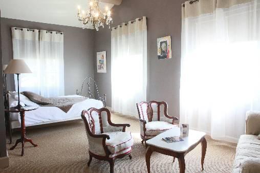 Chambre d'hote Gard - La chambre Canisse