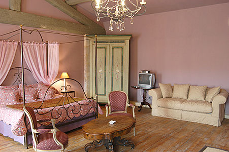 Chambre d'hote Gard - La chambre Salicorne