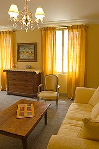 Chambre d'hote Gard - Une vue de la chambre Tadorne