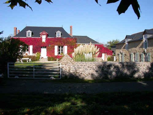 Bed & breakfasts Mayenne, Bazougers (53170 Mayenne)....