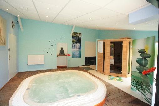 Chambre d'hote Dordogne - spa sauna à disposition