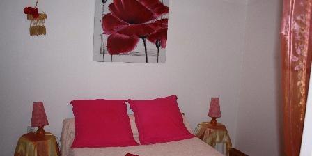 Gite Domaine de La Rebière > chambre