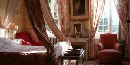 Domaine de Montaigu Chambre Marie Antoinette