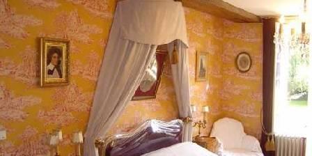 Domaine de Montaigu Chambre Comtesse du Barry