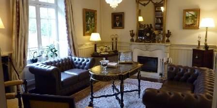 Domaine de Moulin Mer Dinning room