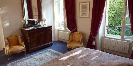 Domaine de Moulin Mer Bedroom