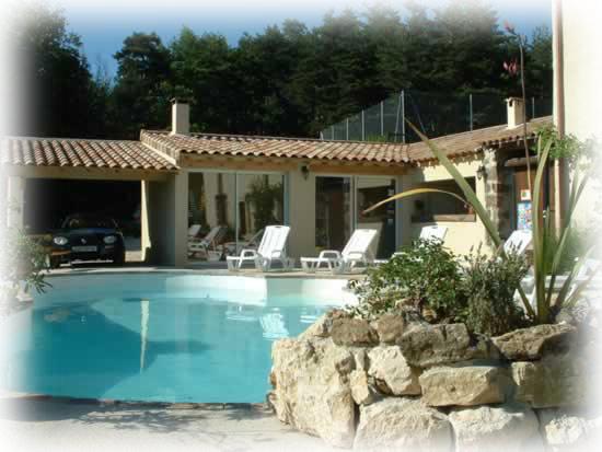 Chambres d'hotes Ardèche, Boffres (07440 Ardèche)....