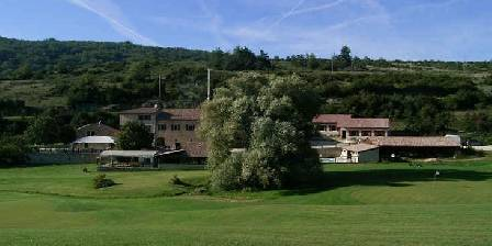 Domaine de Sagnol The buildings and the centenary willow