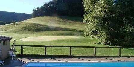 Domaine de Sagnol La piscine