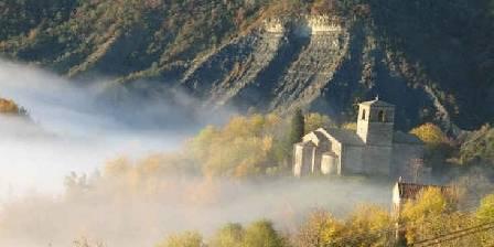 Domaine de Sagnol L'église de Gigors