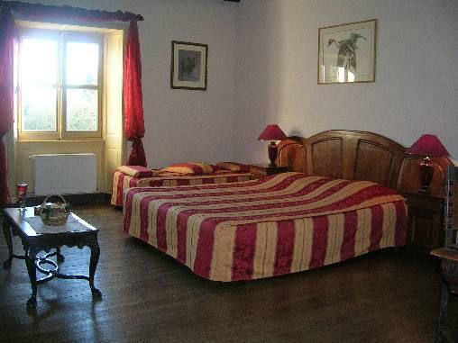 Chambre d'hote Haute-Marne - Appartement 6 Pensée