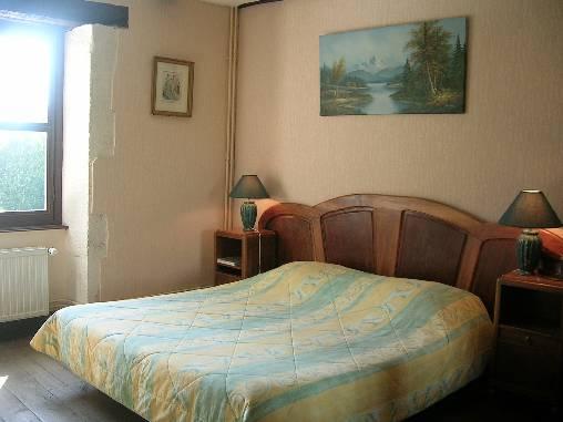 Chambre d'hote Haute-Marne - La chambre Marguerite