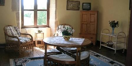Domaine de Val Bruant La chambre Lilas