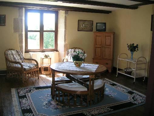 Chambre d'hote Haute-Marne - La chambre Lilas
