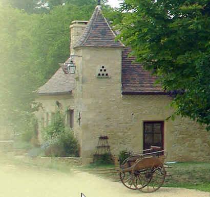 Chambres d'hotes Dordogne, Saint Cybranet (24250 Dordogne), Gîtes De France 3 épis....