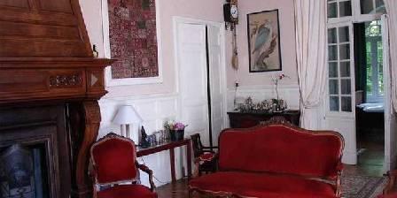 Domaine du Lampy-neuf Le salon