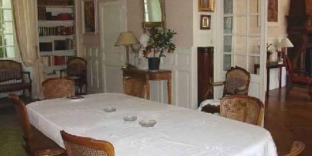Domaine du Lampy-neuf La salle à manger