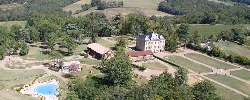 Bed and breakfast Chateau d'Izaute