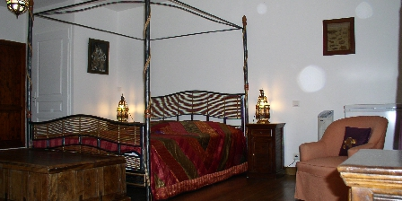 Chateau d'Izaute Suite indonésie