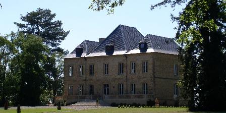 Chateau d'Izaute Le chateau