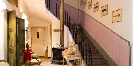 Chambre d'hotes Domaine Saint Dominique > L'escalier central