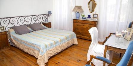 Chambre d'hotes Domaine Saint Dominique > Chambre Bleu