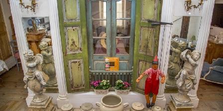 Chambre d'hotes Domaine Saint Dominique > Hall