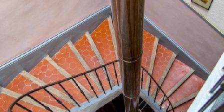 Chambre d'hotes Domaine Saint Dominique > Escalier
