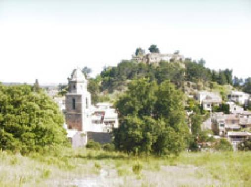 Le village de Rognes