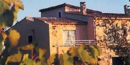 Domaine Saint Paul de Fannelaure La terrasse de la chambre Picpoul